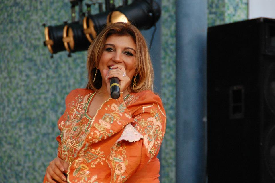Palestinian singer Nisreen Hajaj to be featured at Shatat Conference